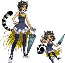 Mascot for 2008 contest winner