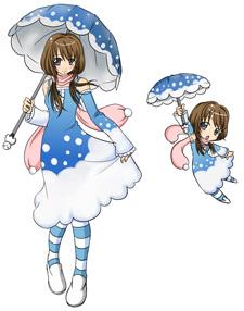 Mascot for 2009 contest winner