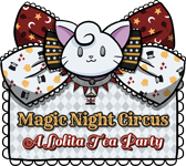 Magic Night Circus Lolita Tea Party