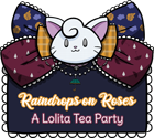 Raindrops on Roses Lolita Tea Party