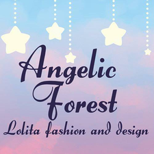 The Angelic Forest logo
