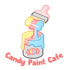 Candy Paint Cafe logo