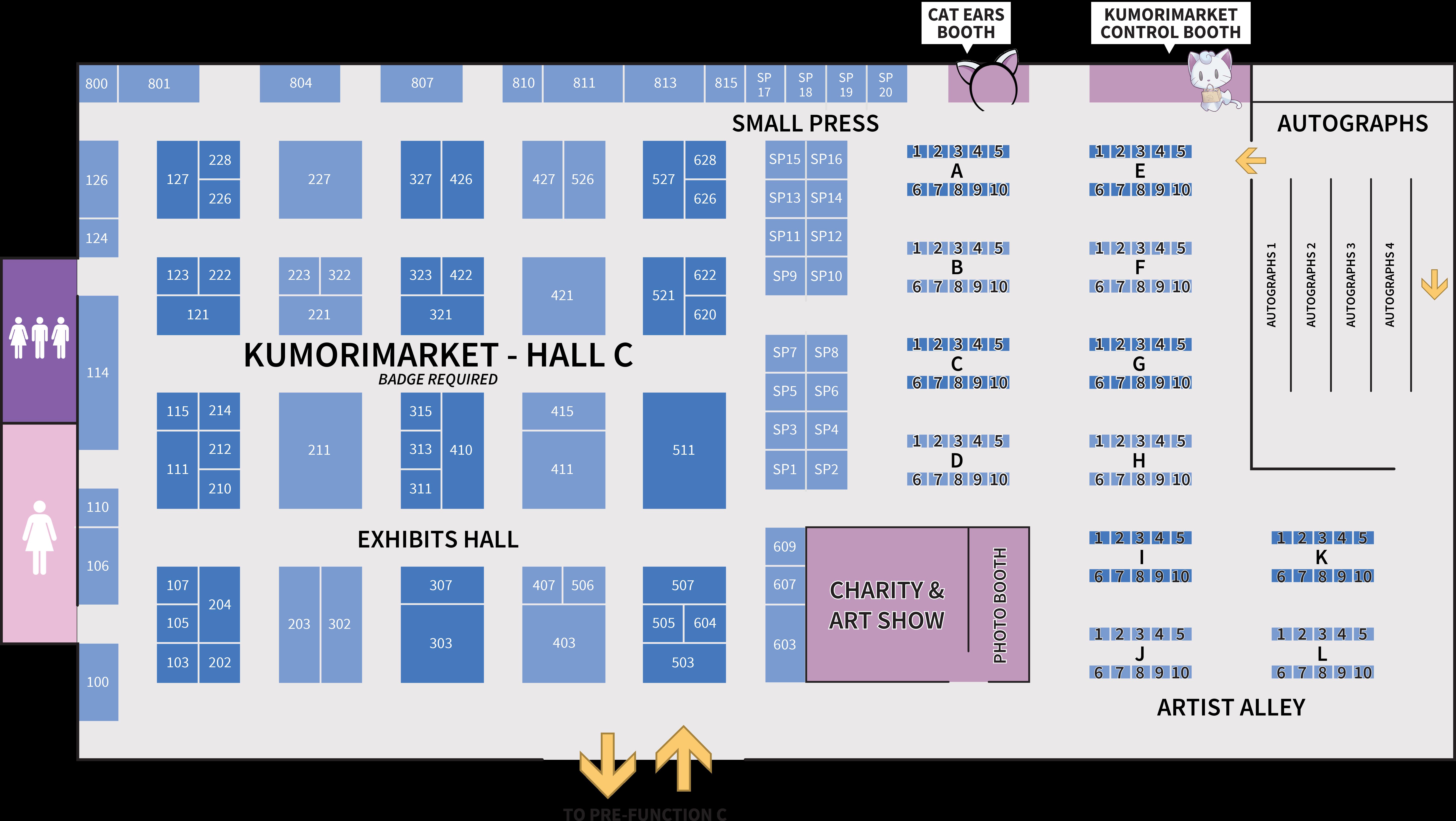 Aesthetica Of A Rogue Hero Ita kumoricon » convention schedule