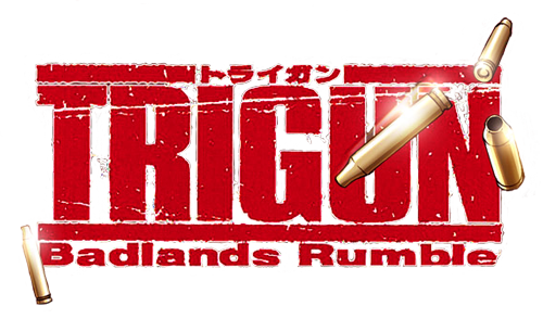 Trigun: Badlands Rumble logo
