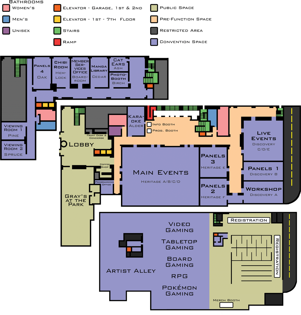 Photo Convention Center Floor Plan Images Apartment